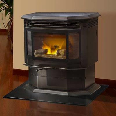 Quadra fire classic bay 1200 - Pellet stoves clean comfort ...
